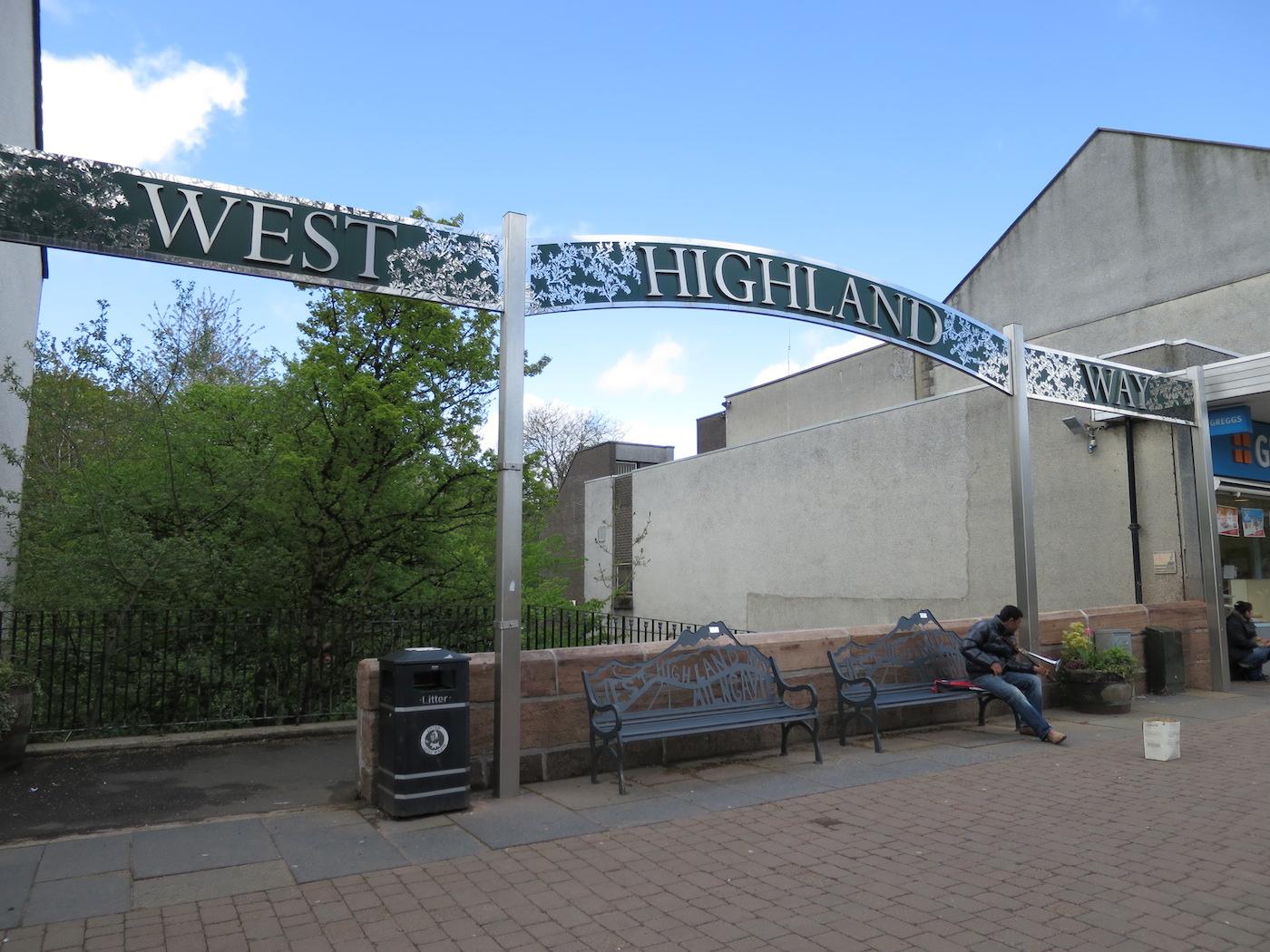 startwesthighlandway