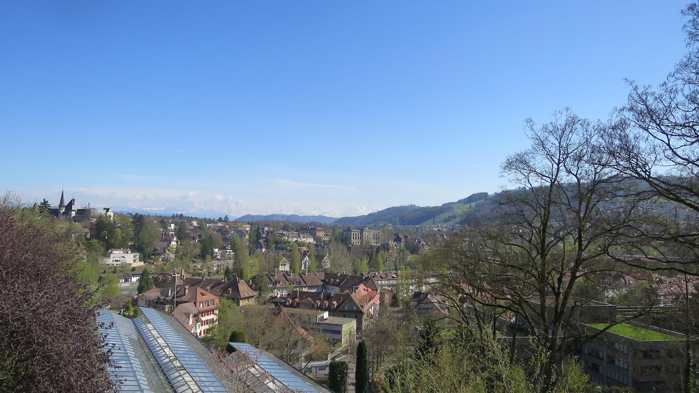 Bern Trans Swiss Trail