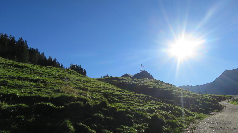 oberhalb Sörenberg